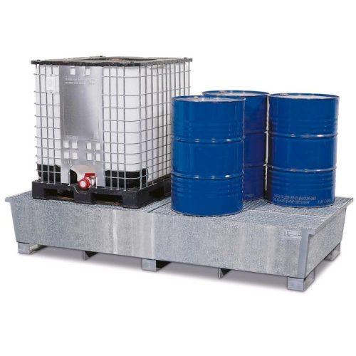 vasca di raccolta per cisternette