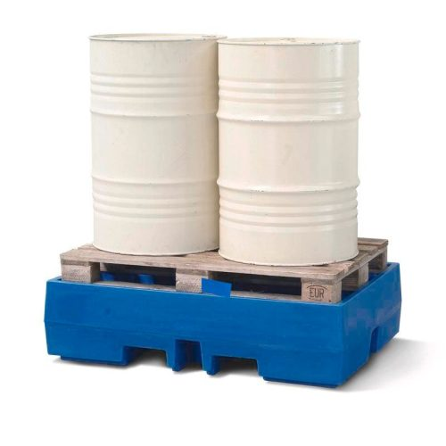 Vasche per fusti in plastica PE