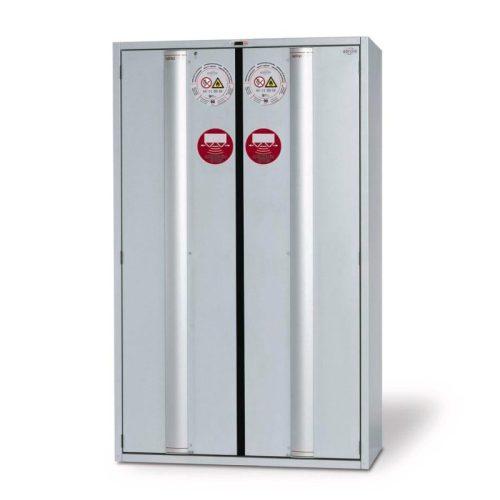 armadio ventilato per infiammabili