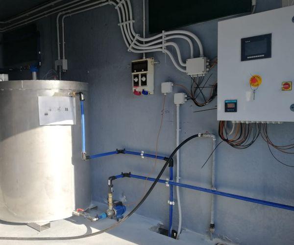 impianti di depurazione acque