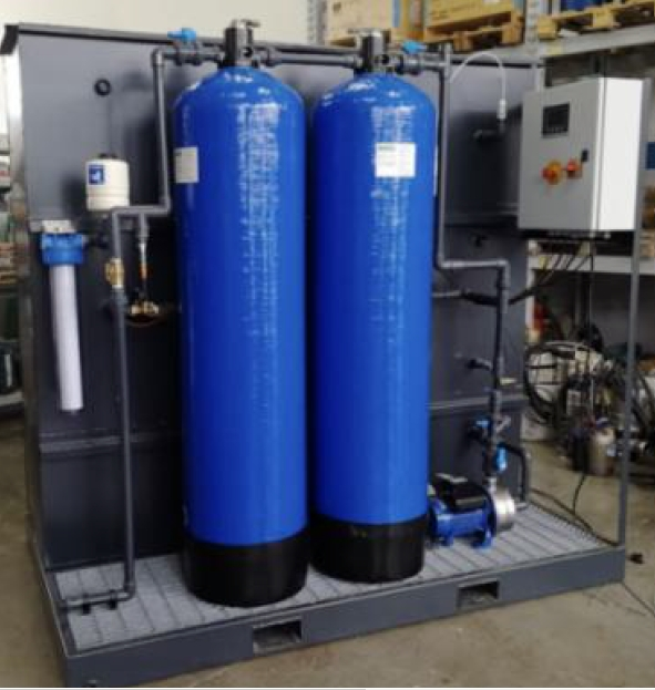 depuratori ossigenatori